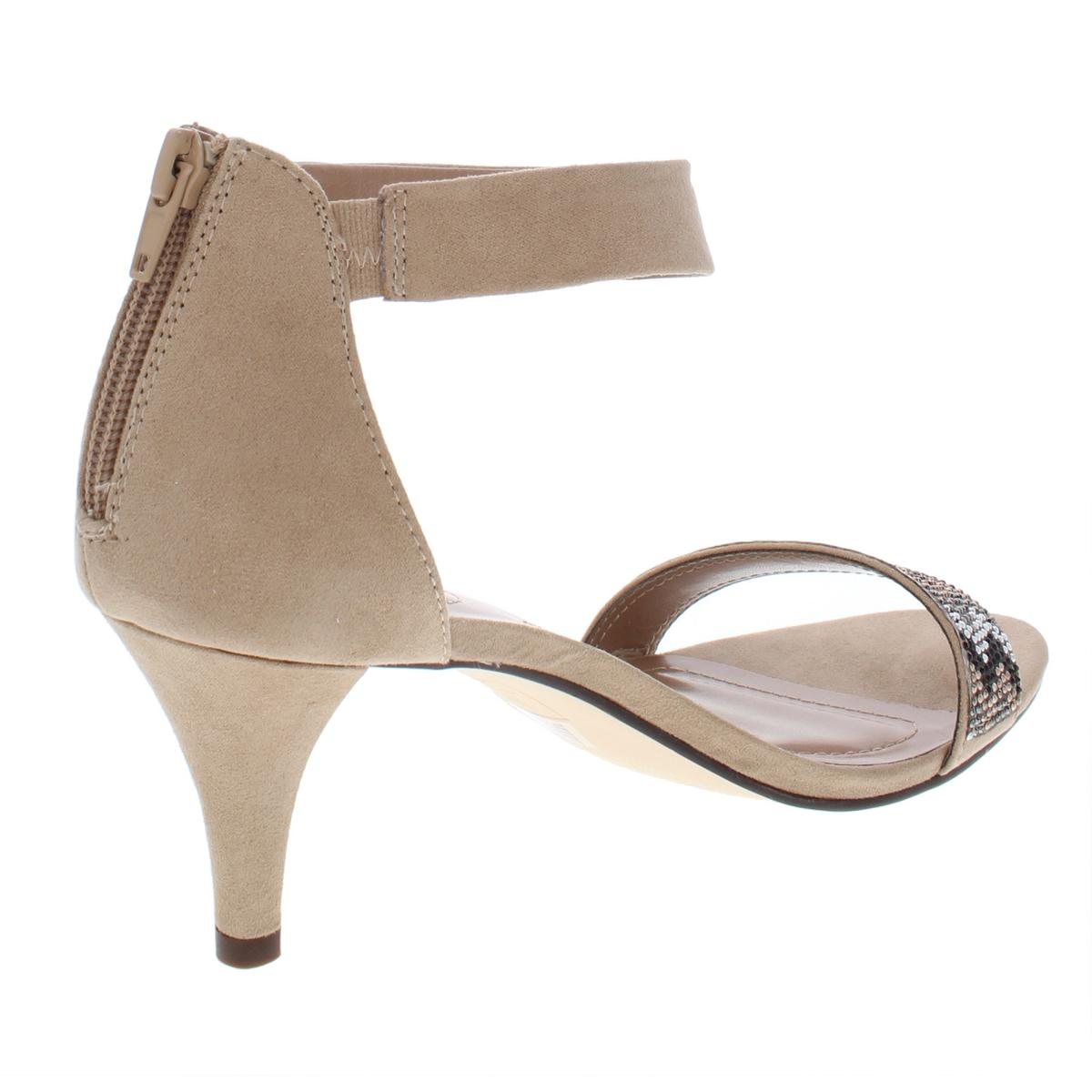 Style-amp-Co-Womens-Phillys-Padded-Insole-Open-Toe-Evening-Heels-Shoes-BHFO-5772 thumbnail 6