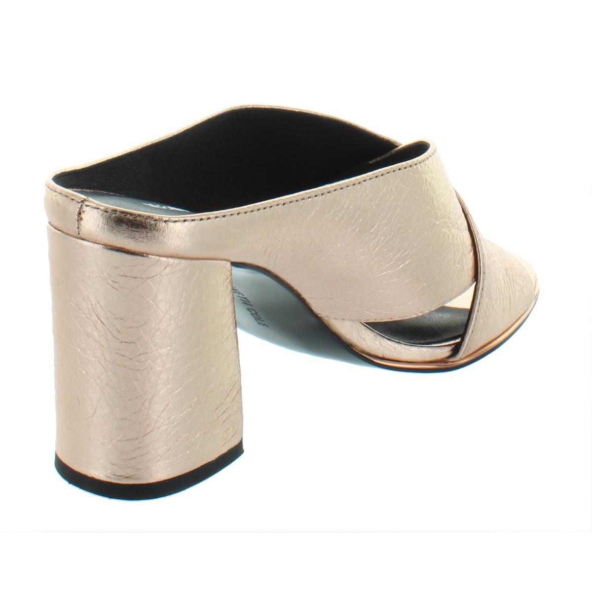 Kenneth Cole New York York York donna Lyra Heels Mules scarpe BHFO 6629 47a690