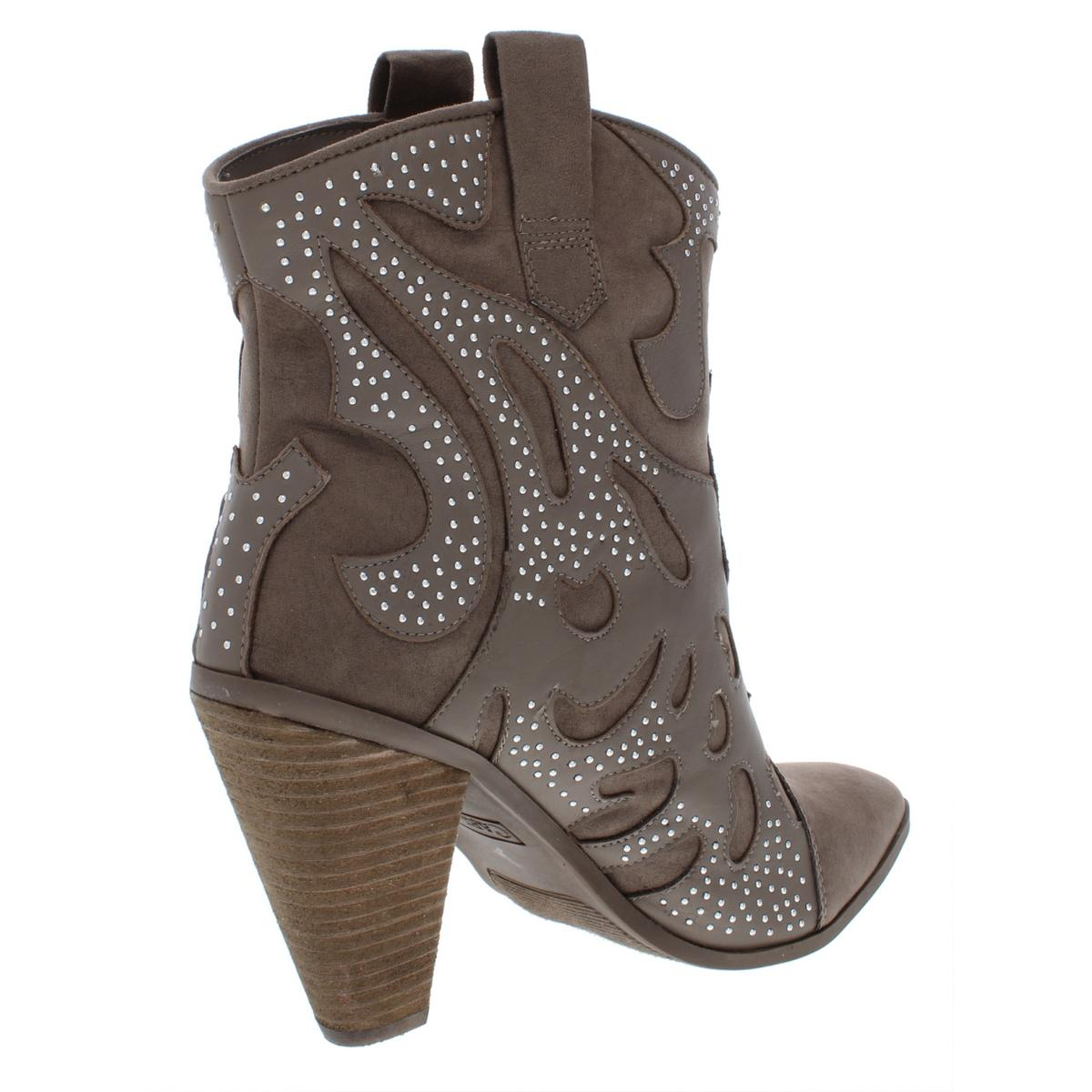 Carlos by Carlos Santana Womens Sterling Sterling Sterling Cowboy, Western Boots Boots BHFO 6954 eb7ce8