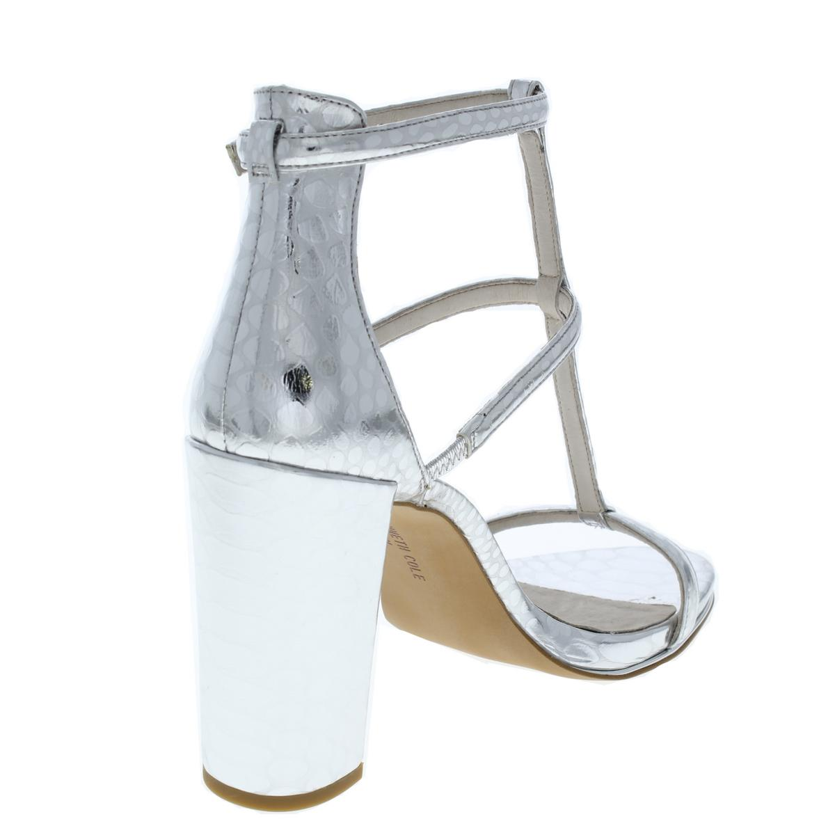 Kenneth-Cole-New-York-Womens-Deandra-Pattern-Dress-Sandals-Shoes-BHFO-5019 thumbnail 6