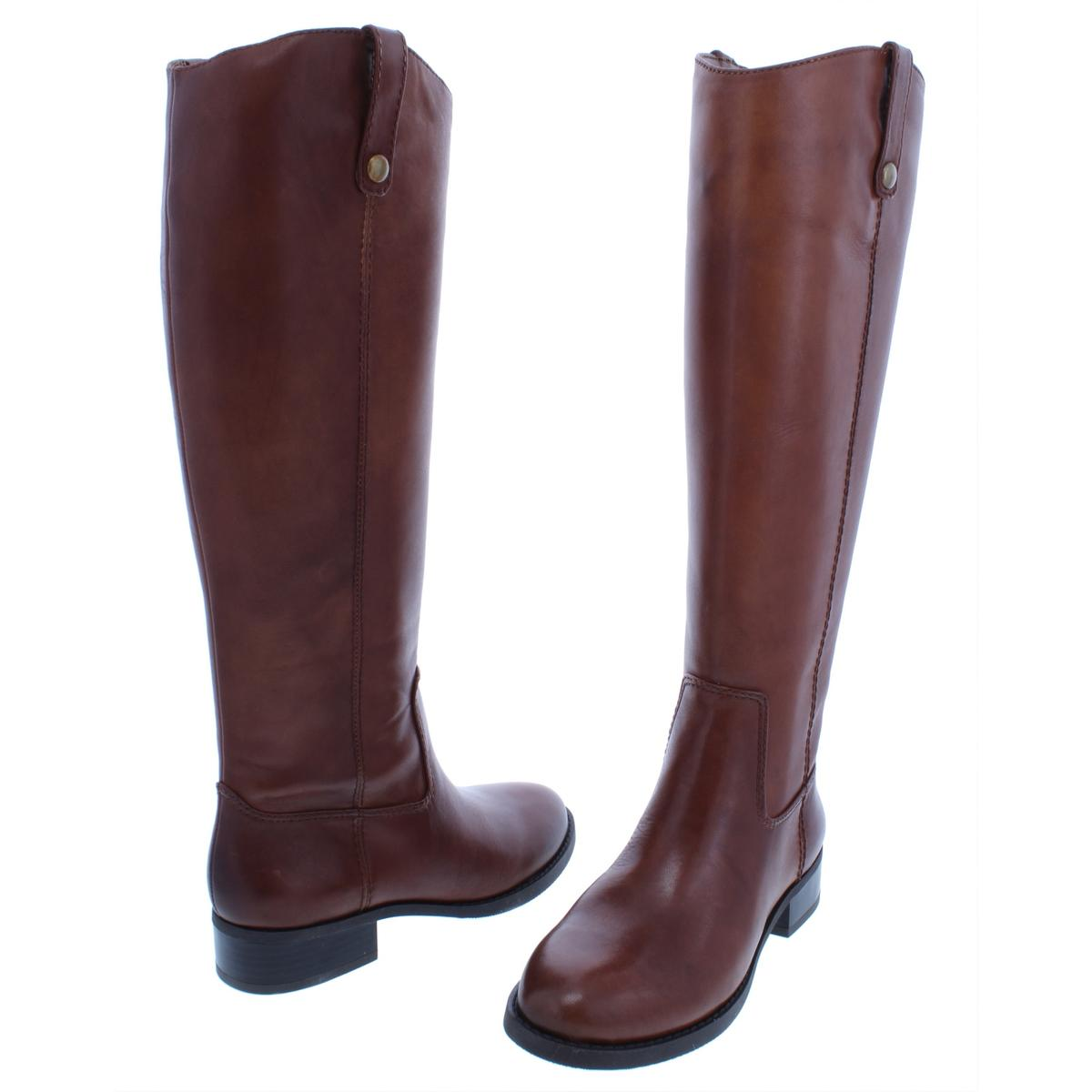 INC-Womens-Fawne-Leather-Knee-High-Tall-Riding-Boots-Shoes-BHFO-5020 thumbnail 8
