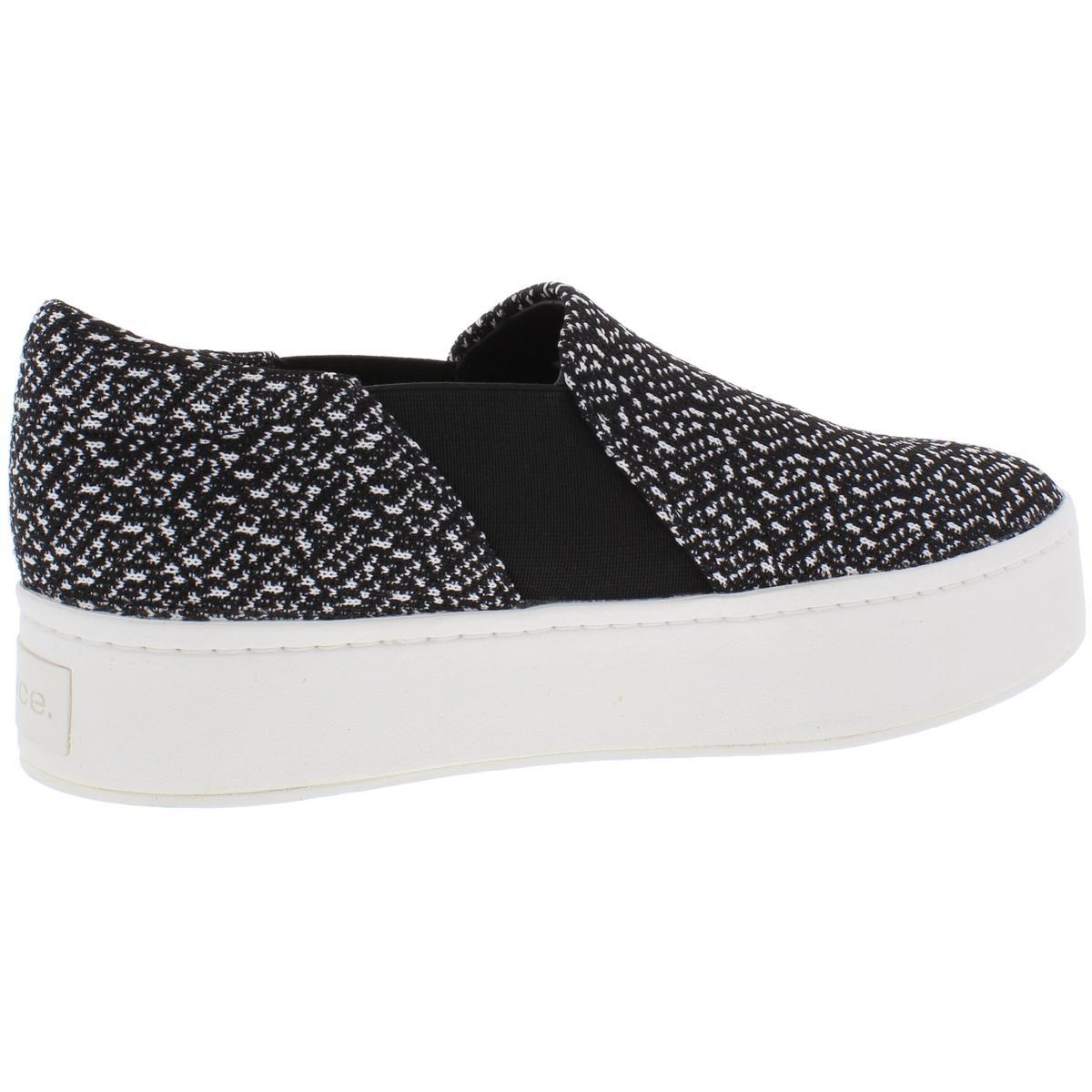 Vince-Womens-Warren-Solid-Flatform-Casual-Shoes-BHFO-6337 thumbnail 4