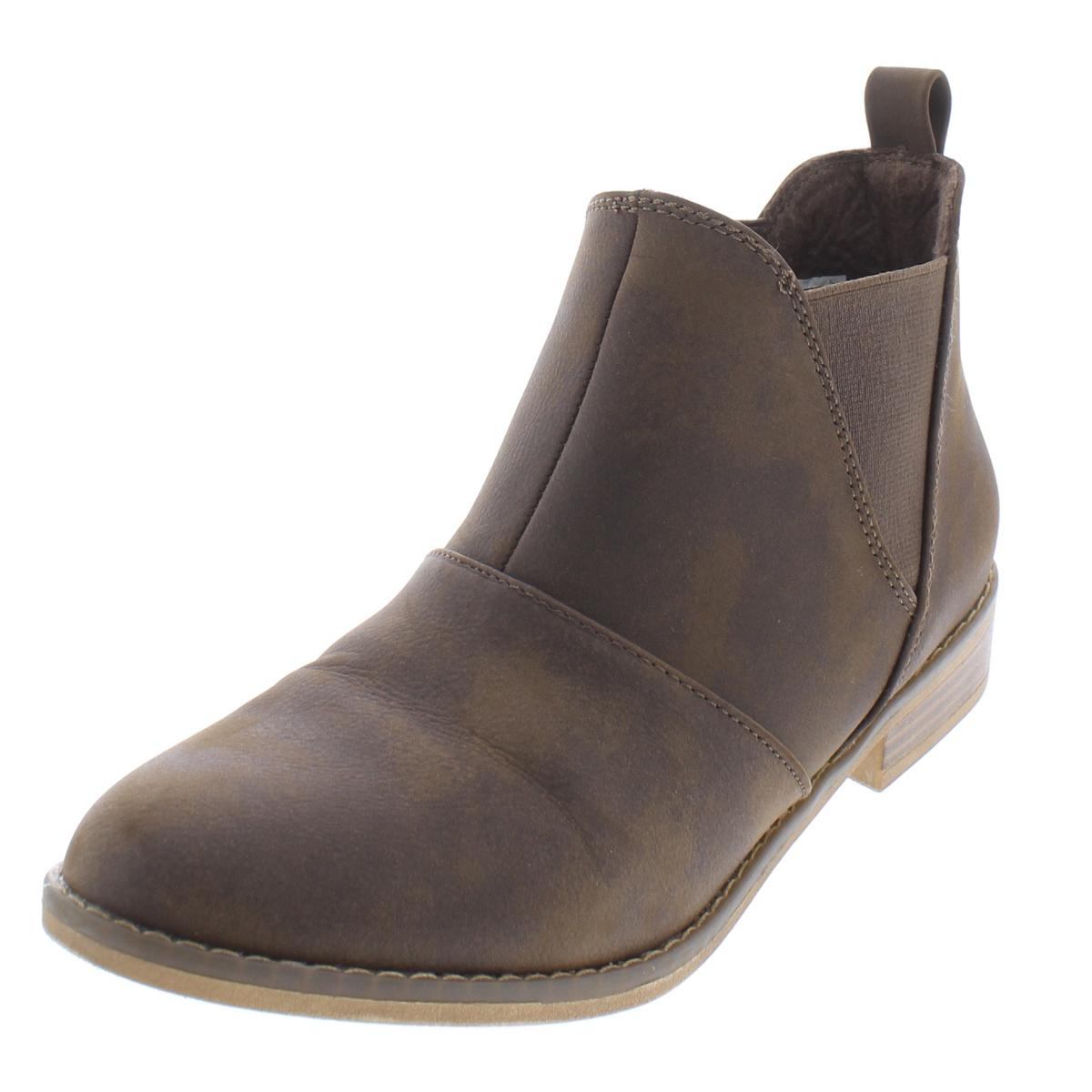 a6f68a47788fc Details about Rocket Dog Womens Maylon Brown Chelsea Boots Shoes 8 Medium  (B,M) BHFO 1868