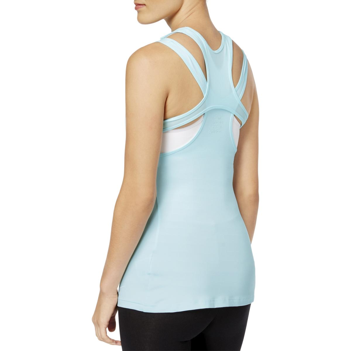 Athletic Bhfo tirantes Fitness Camiseta Nike de Womens 5376 Mesh Racerback nS08Sq6vTg