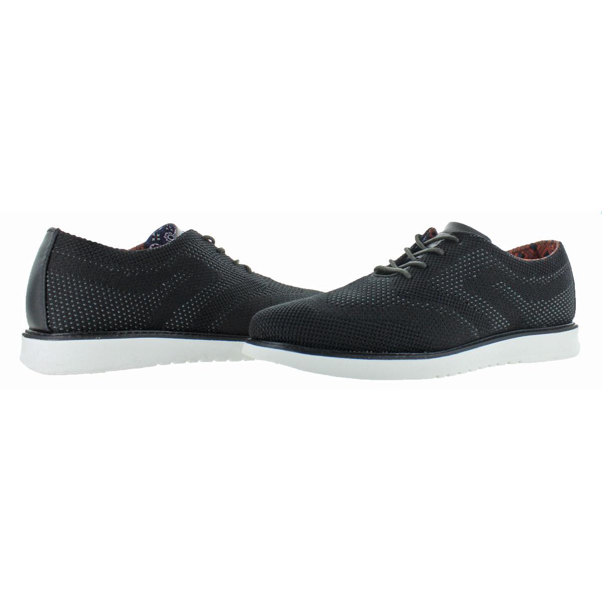 Ben-Sherman-Men-039-s-Omega-Casual-Wingtip-Oxford-Sneakers thumbnail 3
