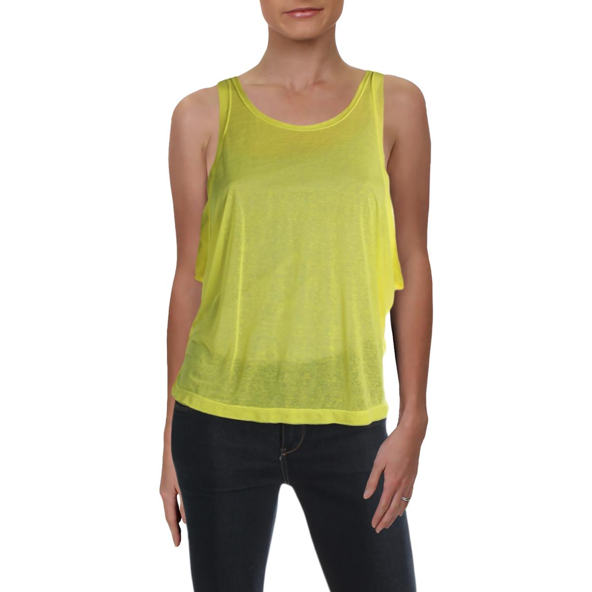 Free People Womens Intimately Fp Move Cami Tank Top