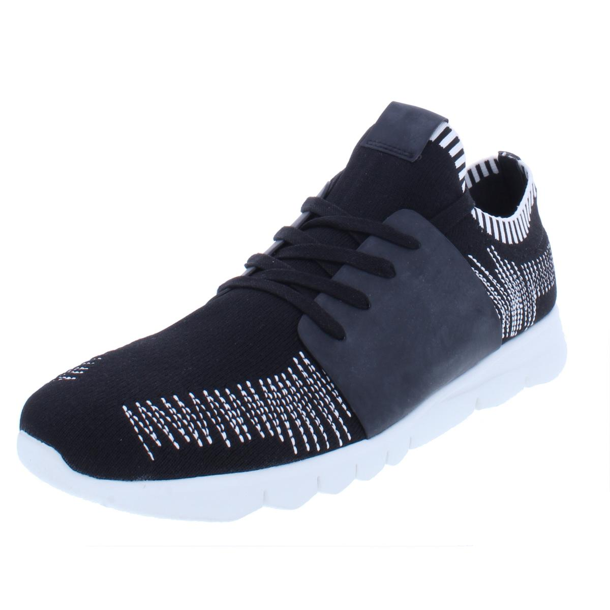 5a69c0004f7 Details about Steve Madden Mens Matty Knit Low Top Athletic Shoes Sneakers  BHFO 0165
