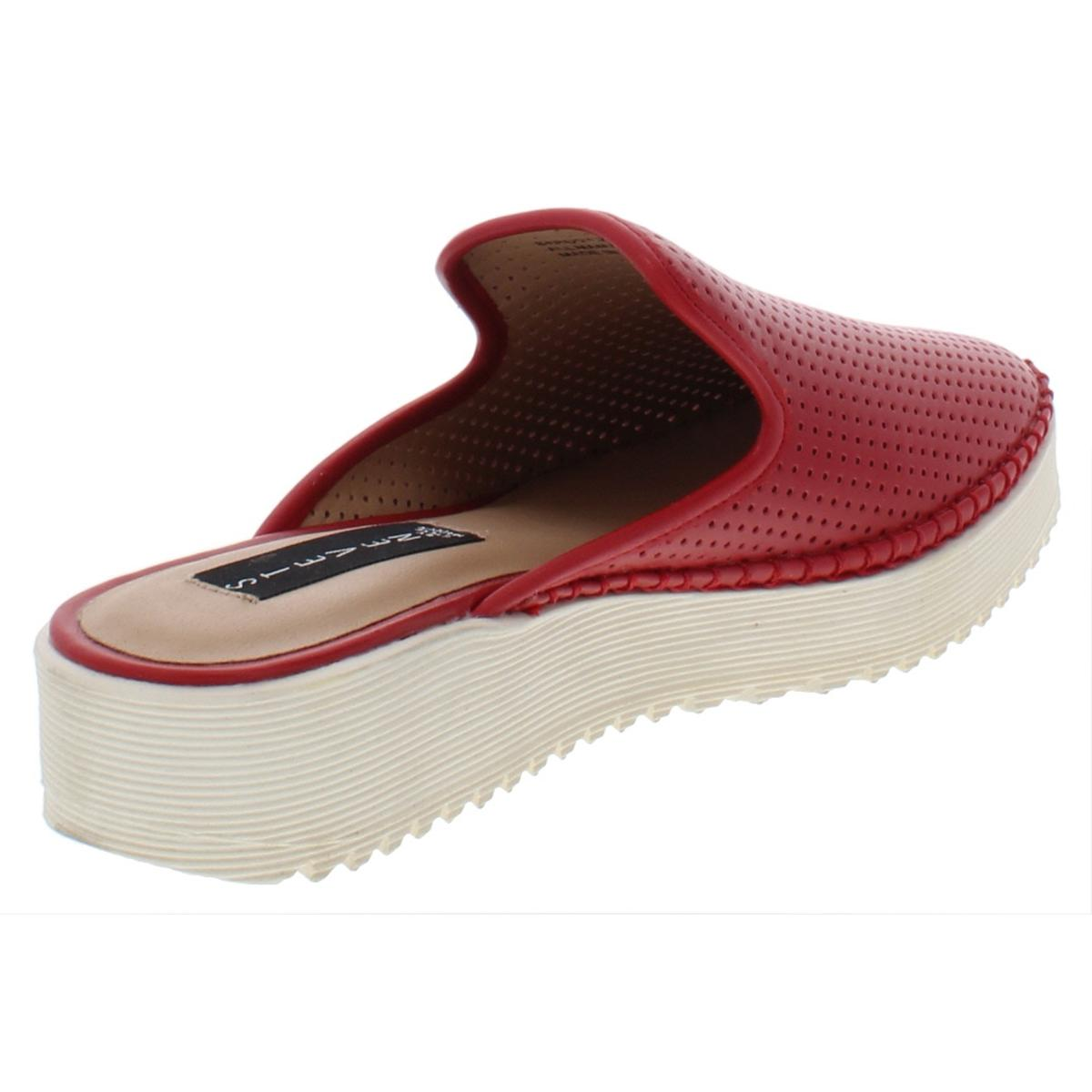 Steven-By-Steve-Madden-Womens-Bardot-Slip-On-Loafer-Slides-Shoes-BHFO-1157 thumbnail 6