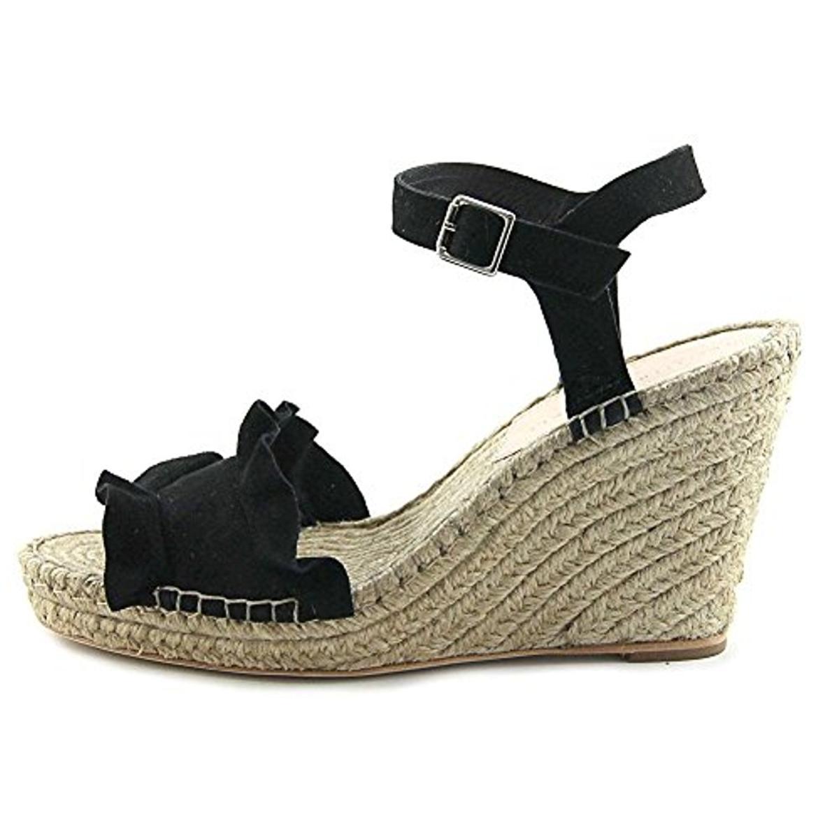Loeffler Randall Damenschuhe Gabby Ruffles Open Toe Espadrilles Schuhes BHFO 9393