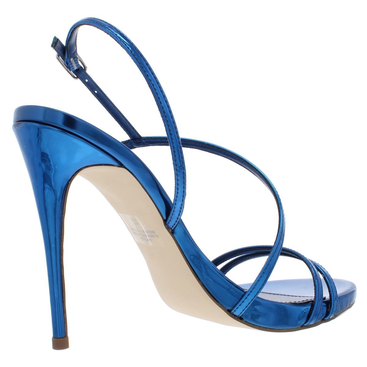 Guess-Womens-Tilda-Strappy-Stiletto-Open-Toe-Dress-Sandals-Shoes-BHFO-6195 thumbnail 6