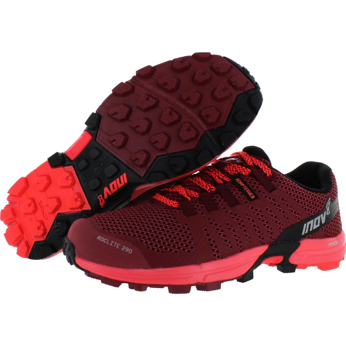 Inov-8-Womens-RocLite-290-Mesh-PowerFlow-Trail-Running-Shoes-Sneakers-BHFO-4522 thumbnail 6