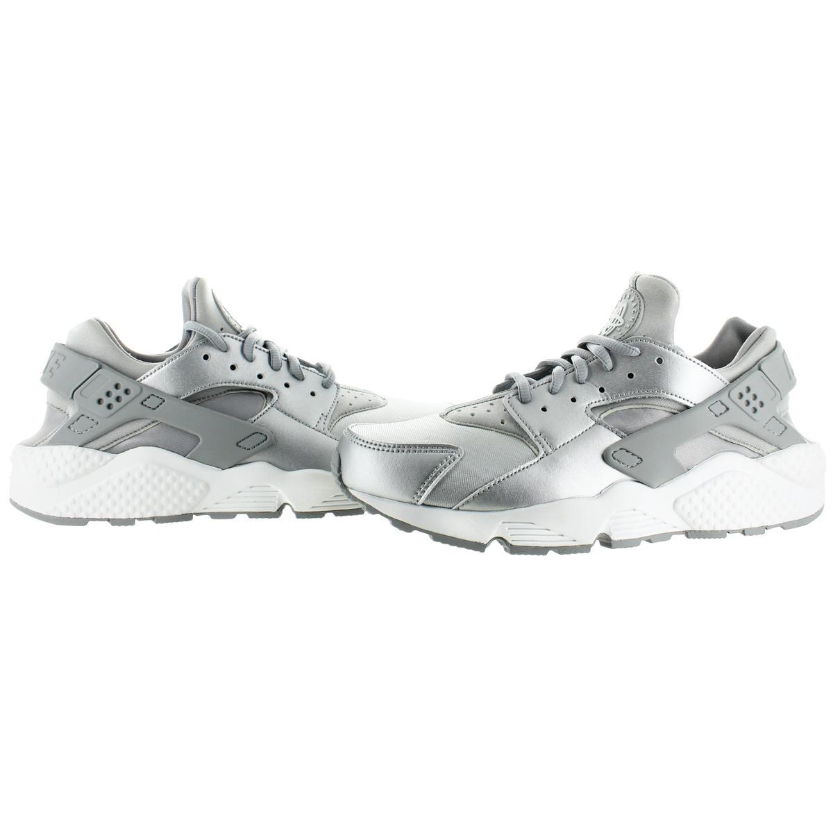 2db82a309e92 Nike WMNS Air Huarache Run SE Shoes Women s Sneaker Trainers Silver ...