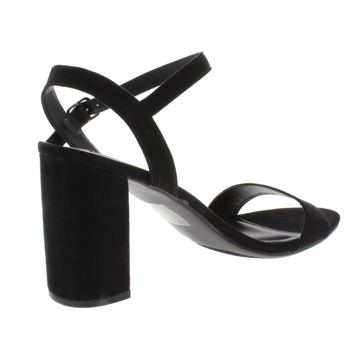 Steve-Madden-Womens-Selfish-Block-Heel-Ankle-Strap-Dress-Sandals-Shoes-BHFO-0305 thumbnail 4