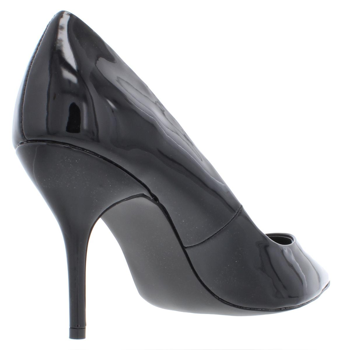 Steve-Madden-Womens-Selene-Patent-Stiletto-Evening-Dress-Heels-Shoes-BHFO-1619 thumbnail 4