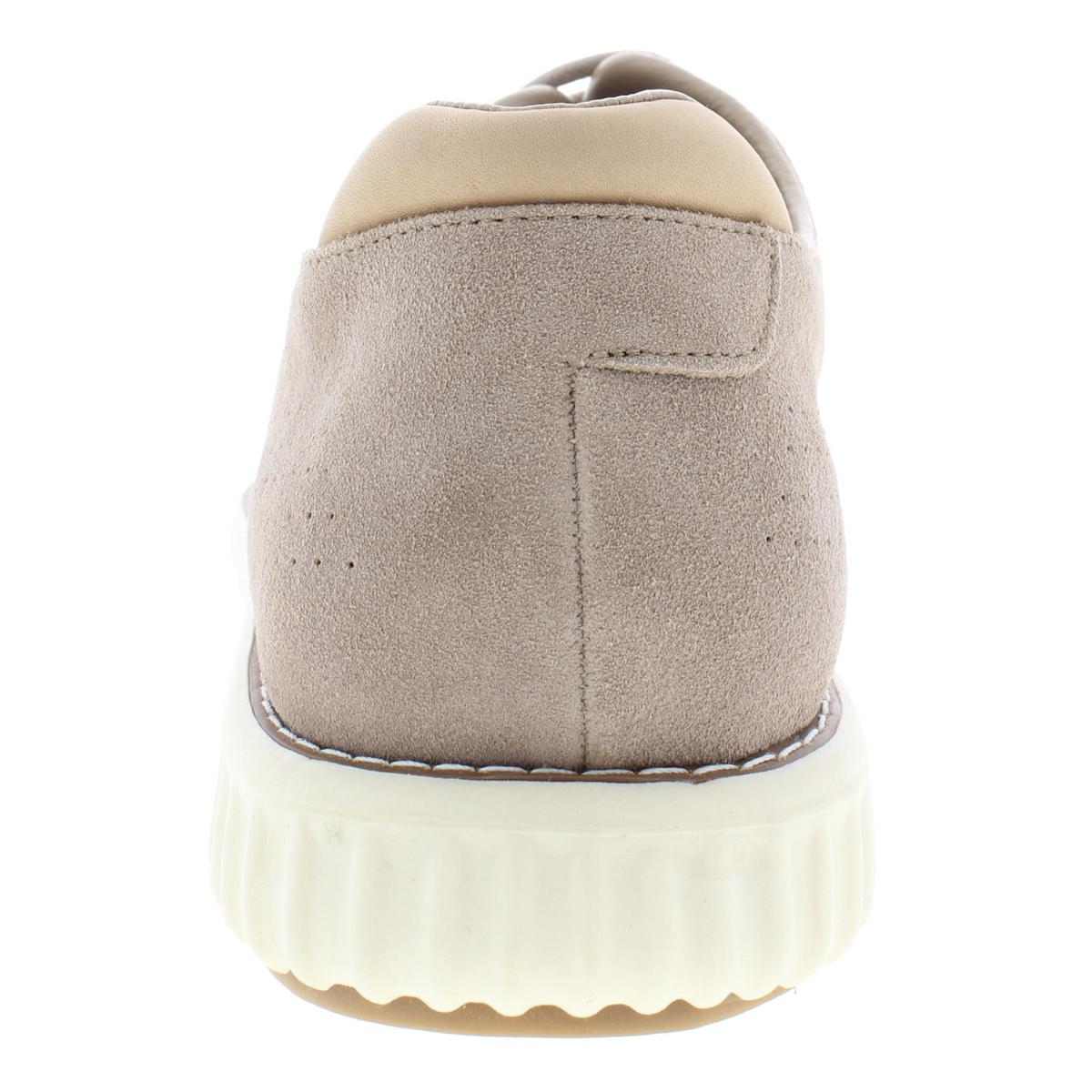 Steve-Madden-Mens-Vaelen-Suede-Perforated-Lace-Up-Oxfords-Sneakers-BHFO-9910 thumbnail 13
