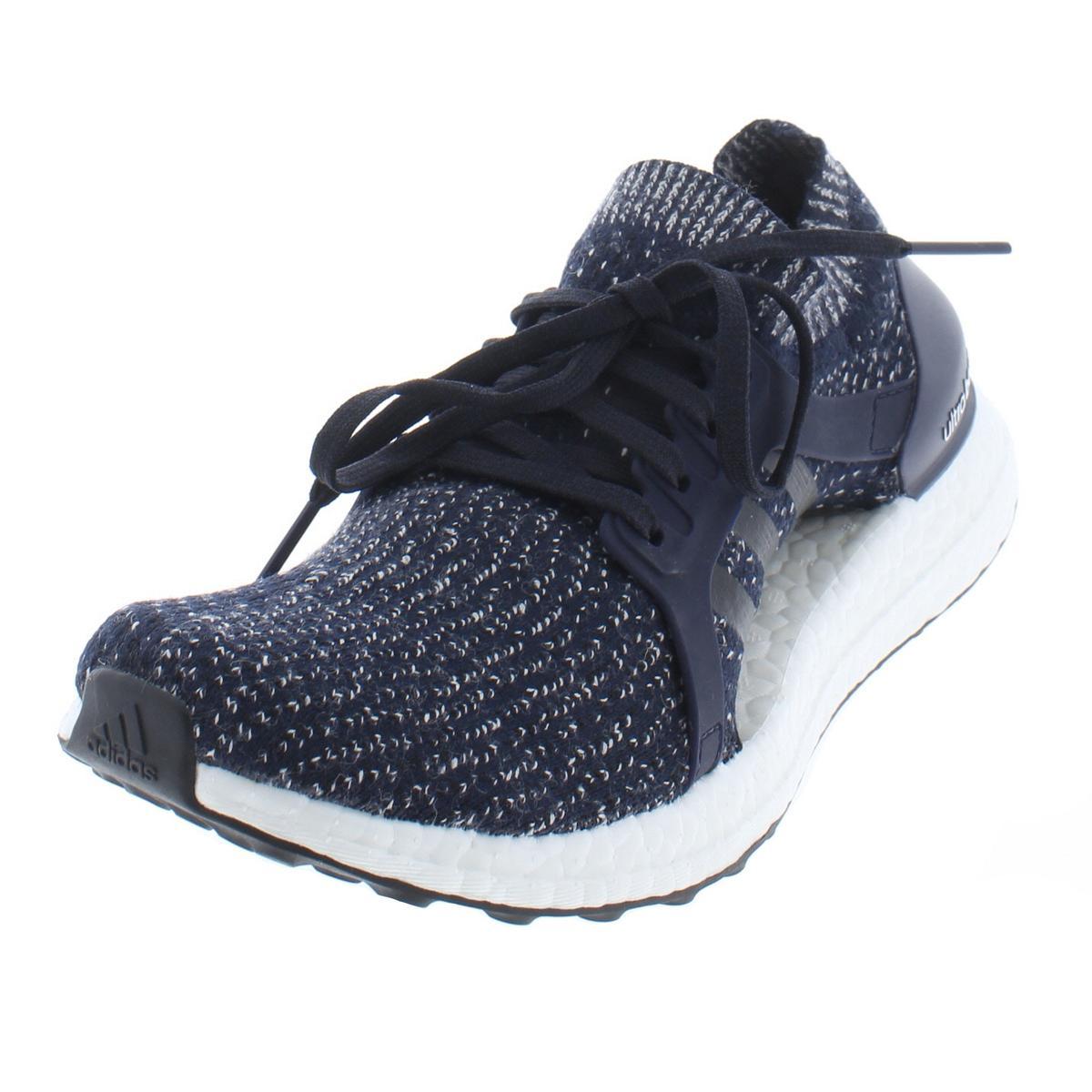 e6d337b19d1 Details about Adidas Womens UltraBOOST X Navy Knit Running Shoes 8.5 Medium  (B