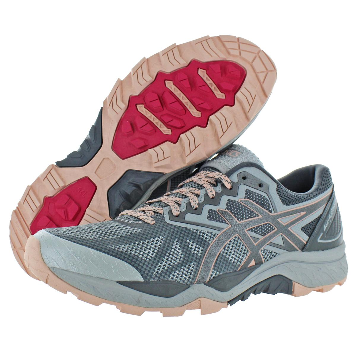 Asics-Womens-Gel-Fuji-Trabuco-6-Athletic-Running-Shoes-Sneakers-BHFO-7368 thumbnail 9