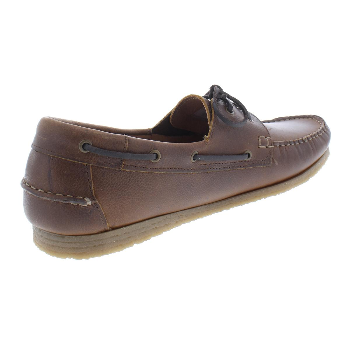 Steve-Madden-Mens-Buoy-Solid-Loafer-Slip-On-Boat-Shoes-BHFO-9944 thumbnail 6