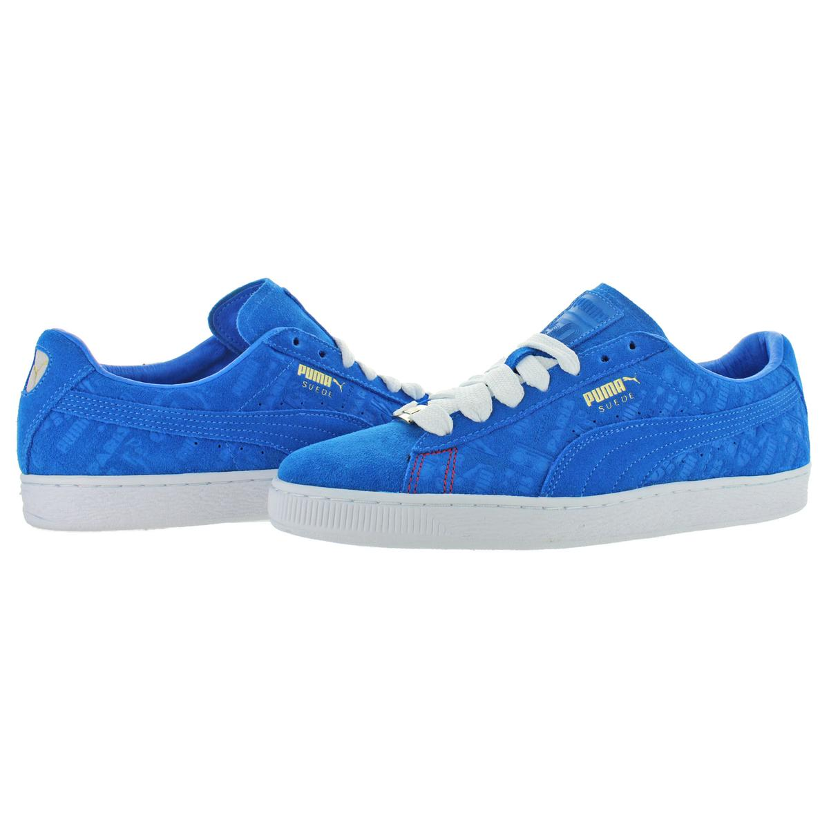 Puma-Suede-Classic-Men-039-s-Fashion-Sneakers-Shoes thumbnail 6