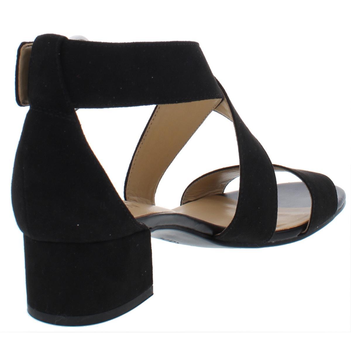 230bc72f050c Naturalizer Womens Amelia Black Dress Sandals Evening 8.5 Medium (b ...