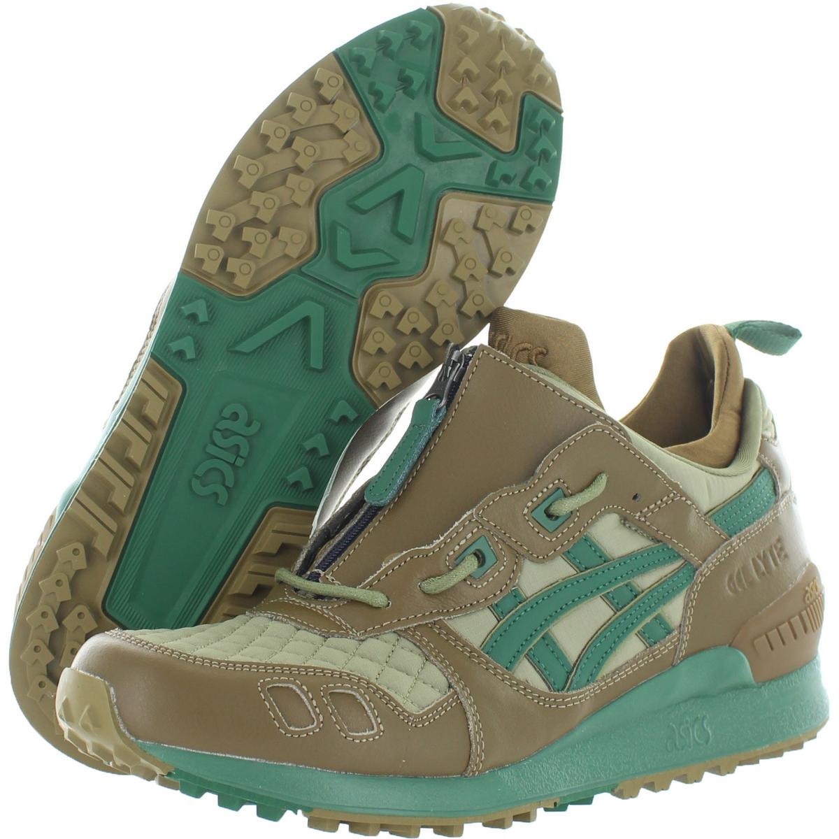 thumbnail 6 - ASICS-Tiger-Mens-Gel-Lyte-MT-Leather-Lace-Up-Mid-Top-Sneakers-Shoes-BHFO-5834