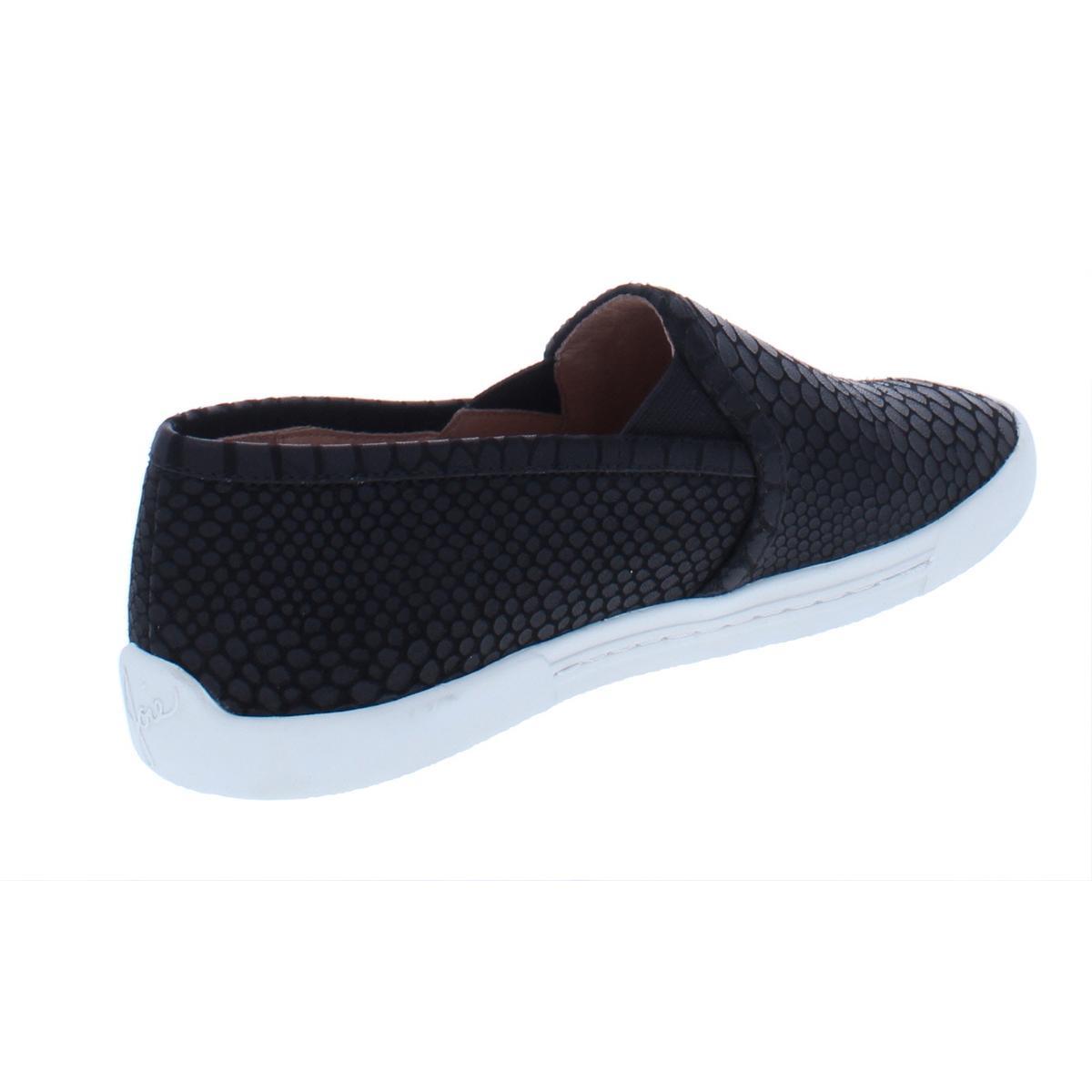 Joie-Femme-kidmore-Cuir-Mocassin-Enfiler-Loisirs-Chaussures-Flats-BHFO-7879 miniature 4