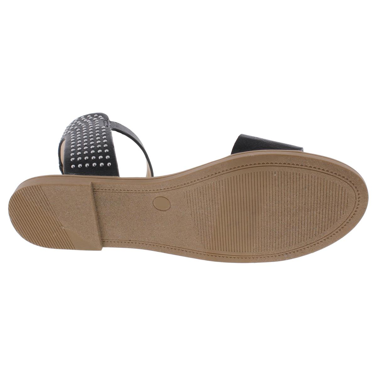 Madden-Girl-by-Steve-Madden-Womens-Drama-Ankle-Flat-Sandals-Shoes-BHFO-9428 thumbnail 8