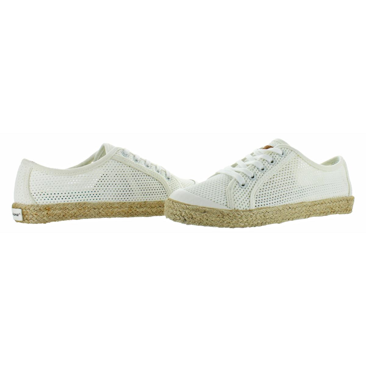 Tommy-Bahama-Women-039-s-Ettana-Low-Top-Lace-Up-Fashion-Sneakers-Shoes thumbnail 3