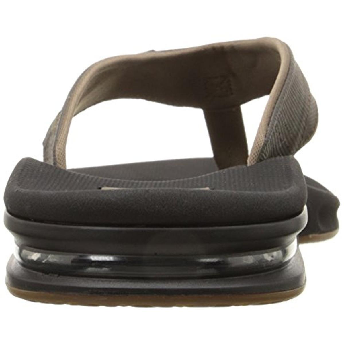 reef 4677 mens fanning ii bottle opener thong sandals flip flops shoes bhfo ebay. Black Bedroom Furniture Sets. Home Design Ideas
