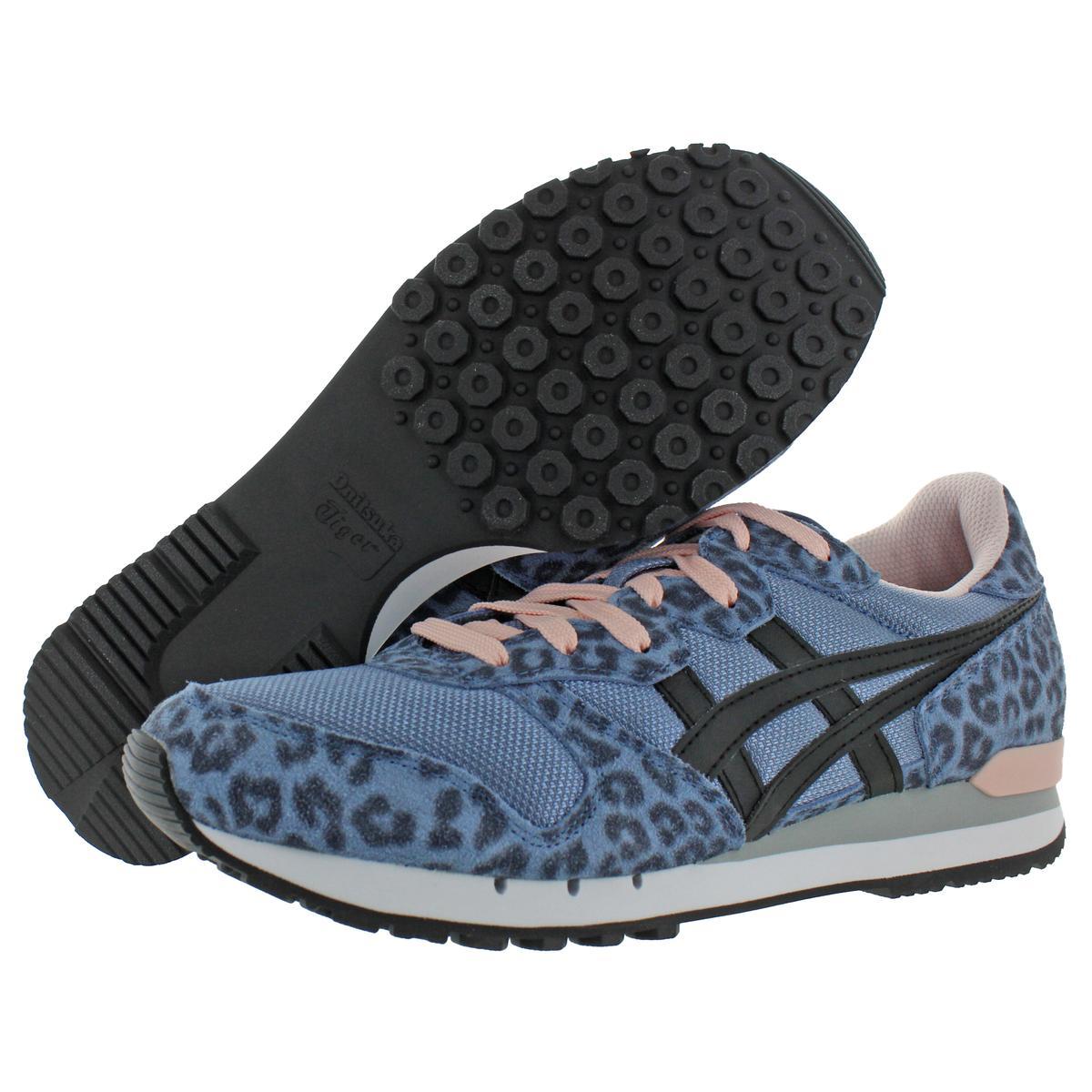 Onitsuka-Tiger-Womens-Alvarado-Running-Cross-Training-Shoes-Sneakers-BHFO-0313 thumbnail 6