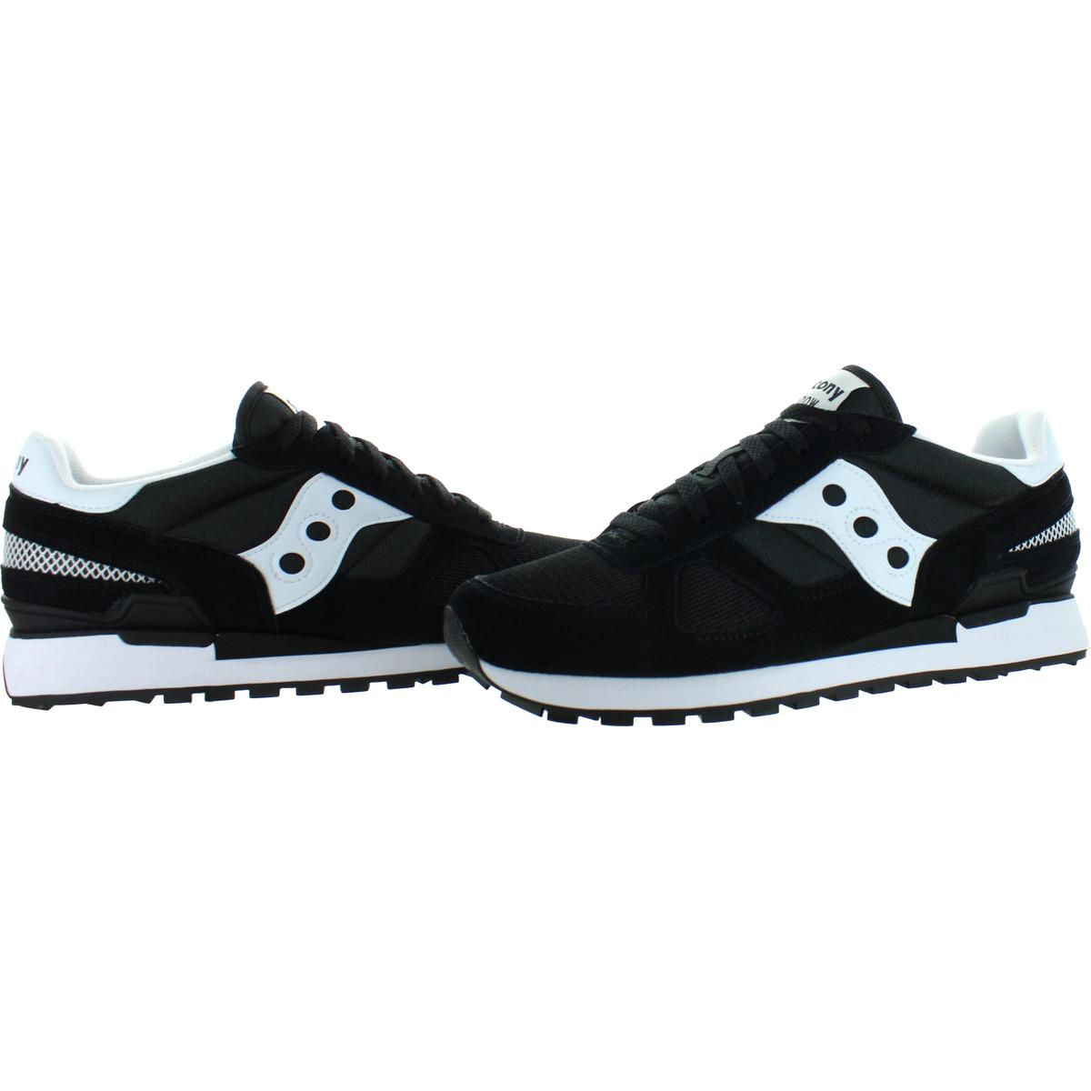 Saucony-Mens-Shadow-Original-Trainers-Suede-Comfort-Sneakers-Shoes-BHFO-0431 thumbnail 5
