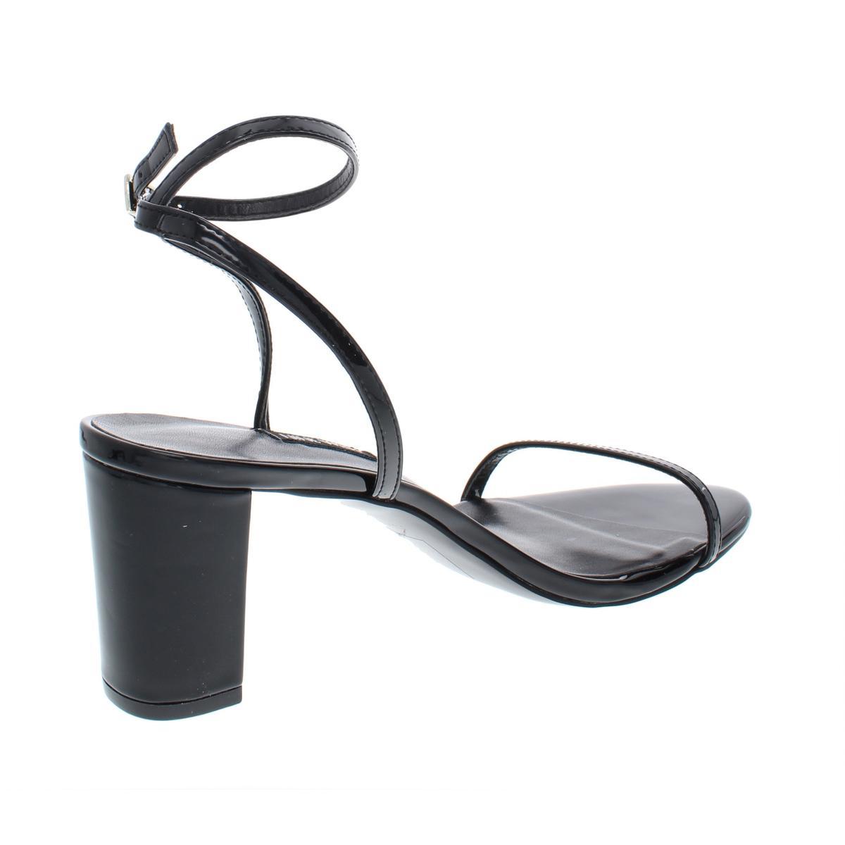 Nine-West-Womens-Provein-Solid-Block-Heel-Dress-Sandals-Shoes-BHFO-5972 thumbnail 4