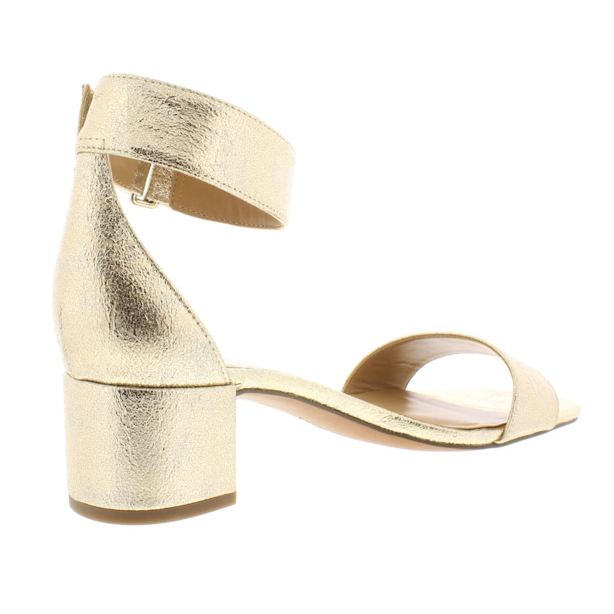 Franco-Sarto-Womens-Rosalina-Solid-Block-Heel-Dress-Sandals-Evening-BHFO-6957 thumbnail 6