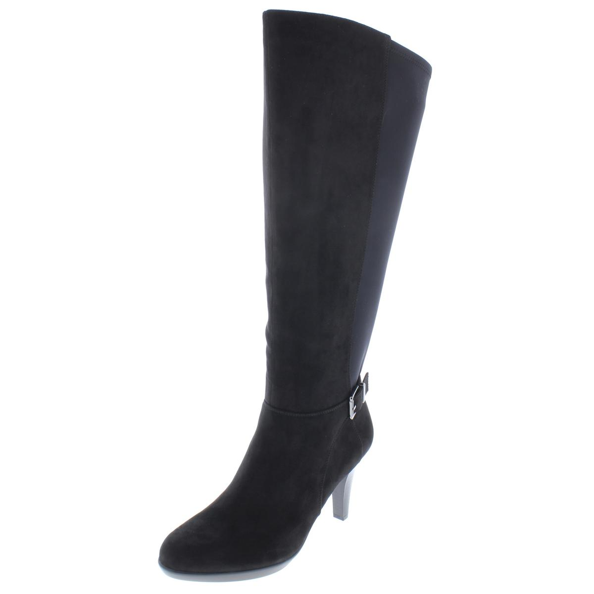 2458c005be60 Details about Alfani Womens Vennuss Wide Calf Fashion Over-The-Knee Boots  Shoes BHFO 2511