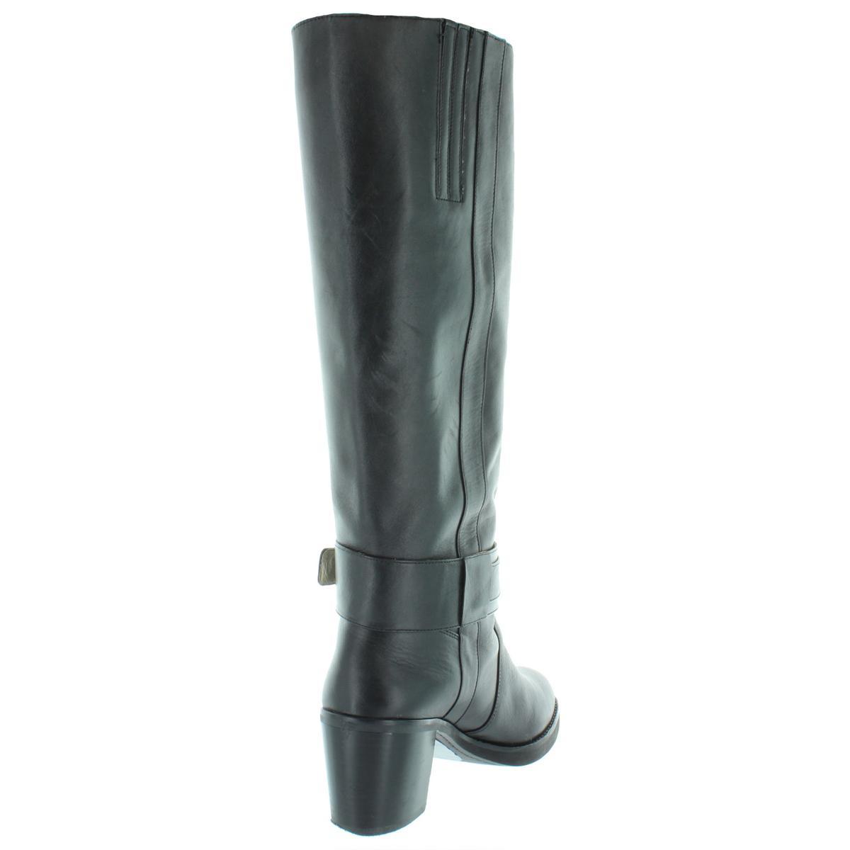 206f927242b6e MICHAEL Michael Kors Womens Black Knee-High Boots Shoes 8 Medium (B ...