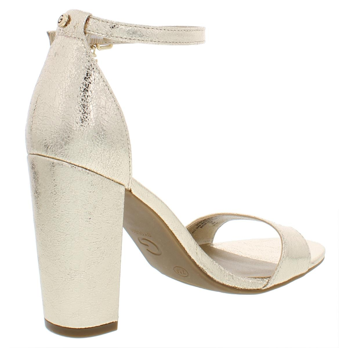 G-by-Guess-Womens-Shantel-3-Padded-Insole-Dress-Sandals-Shoes-BHFO-2561 thumbnail 8