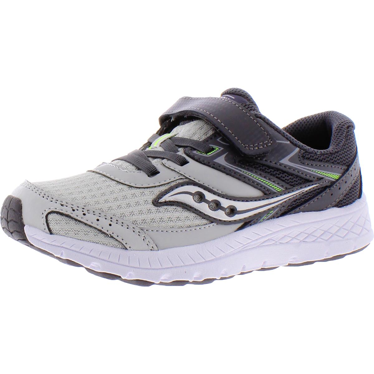 Saucony Boys Cohesion Lifestyle Performance Walking Shoes Sneakers BHFO 4311