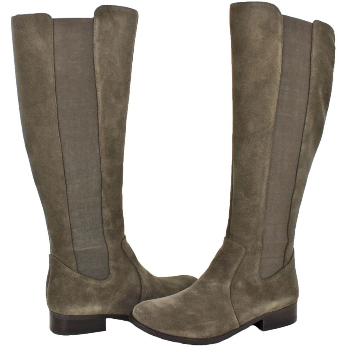 b23dccca6 Jessica Simpson Women's Ricel 2 Riding Knee High Leather Boots   eBay