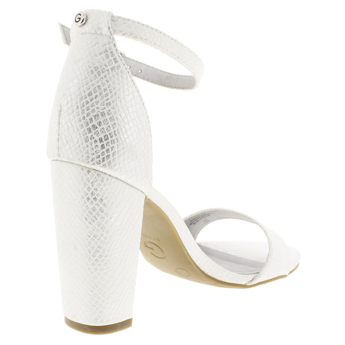G-by-Guess-Womens-Shantel-3-Padded-Insole-Dress-Sandals-Shoes-BHFO-2561 thumbnail 12