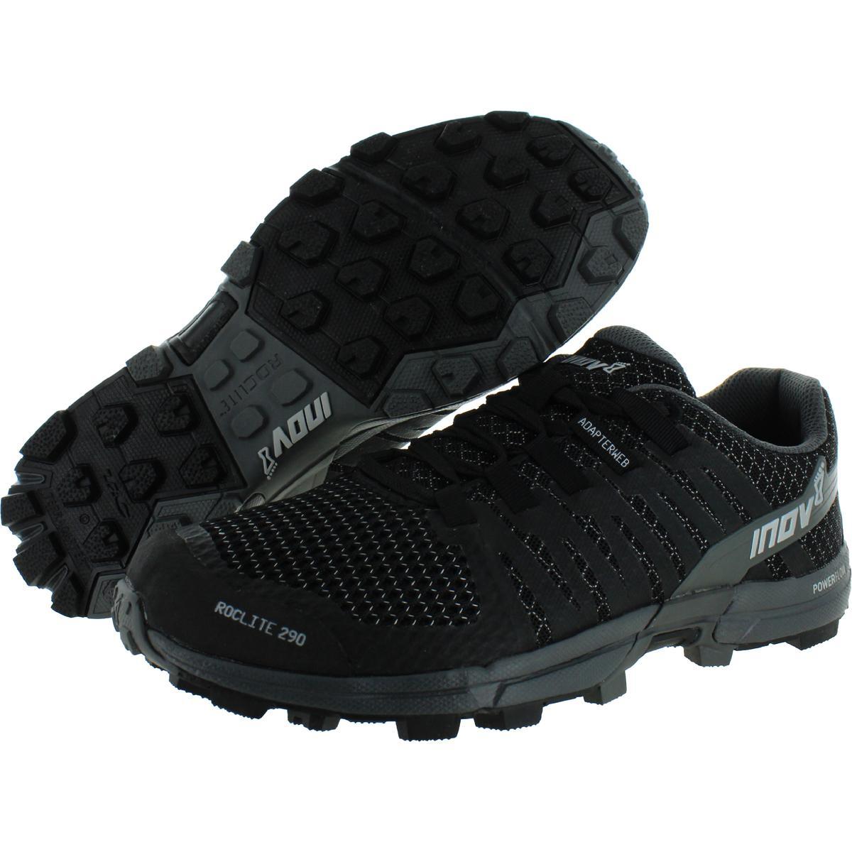 Inov-8-Womens-RocLite-290-Mesh-PowerFlow-Trail-Running-Shoes-Sneakers-BHFO-4522 thumbnail 4