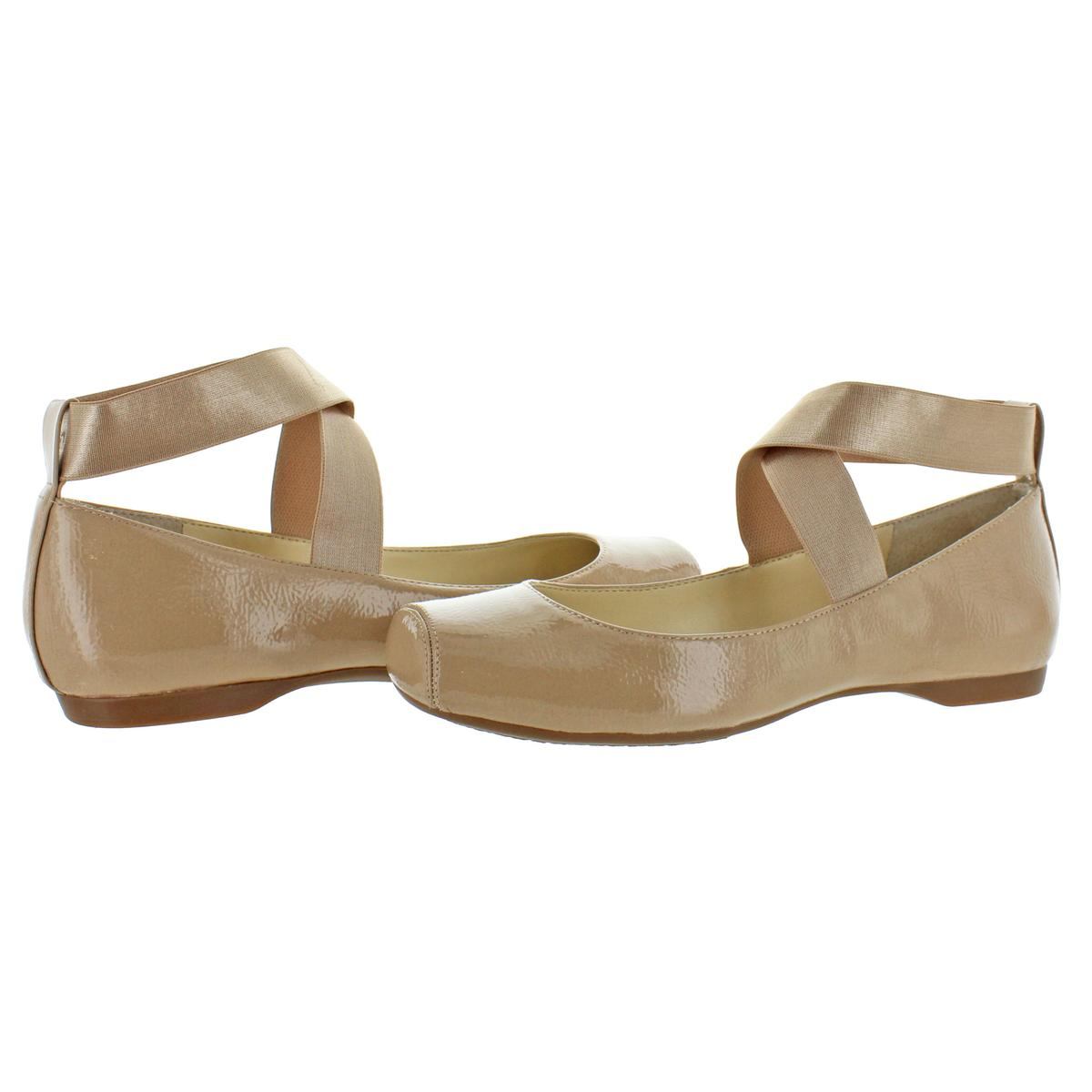 Jessica-Simpson-Women-039-s-Mandalaye-Square-Toe-Ankle-Wrap-Ballet-Flats thumbnail 20