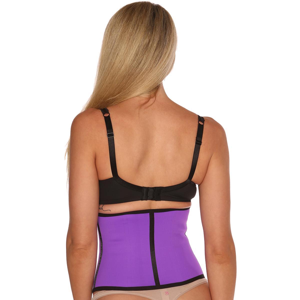 cbdad04526a Flakisima Womens Slimming Boning Adjustable Waist Trainer BHFO 8973 ...