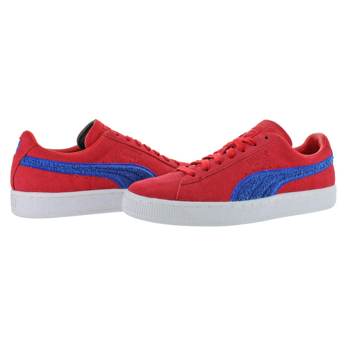 Puma-Suede-Classic-Men-039-s-Fashion-Sneakers-Shoes thumbnail 48