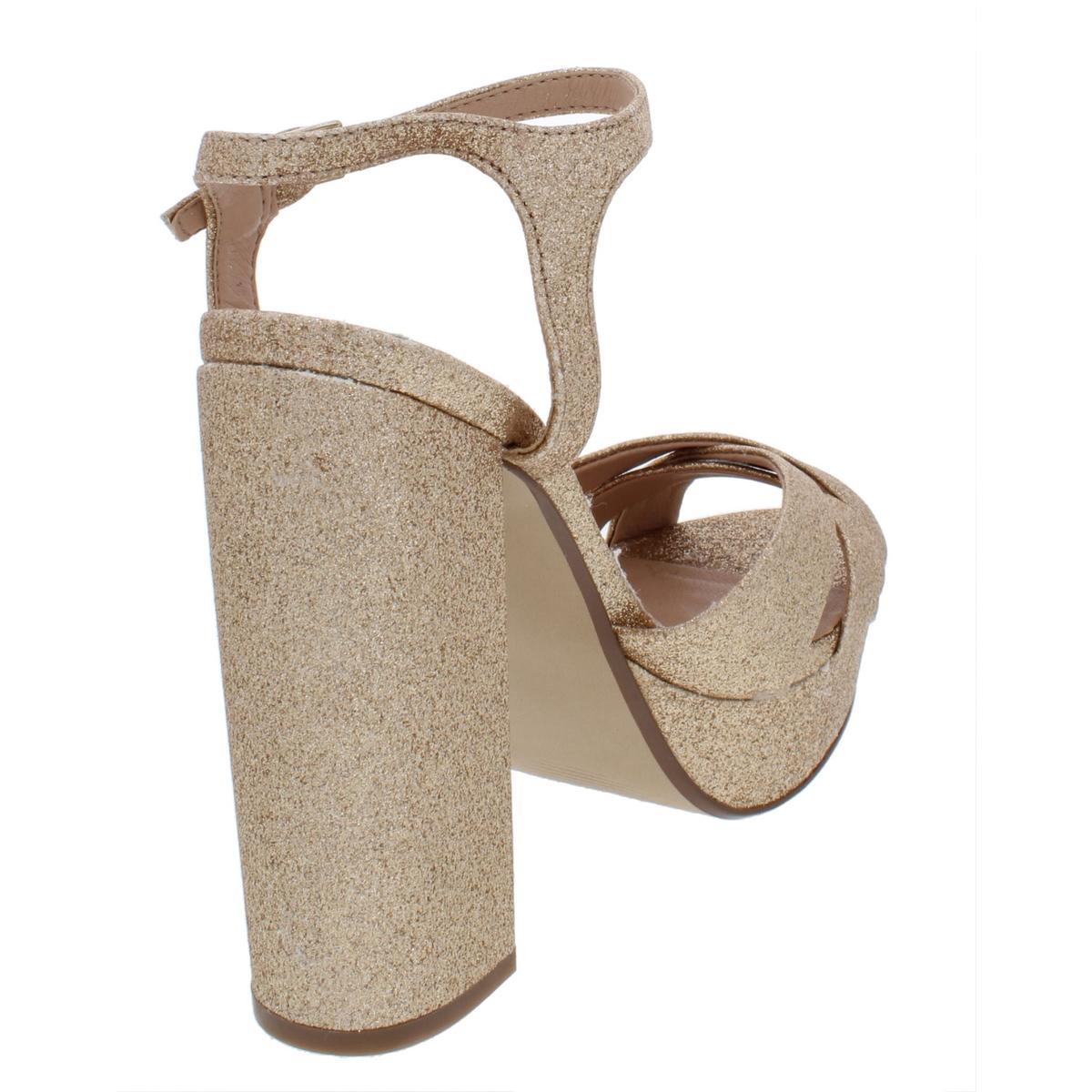 Steve-Madden-Womens-Gleam-Platform-High-Heel-Pumps-Shoes-BHFO-3019 thumbnail 5