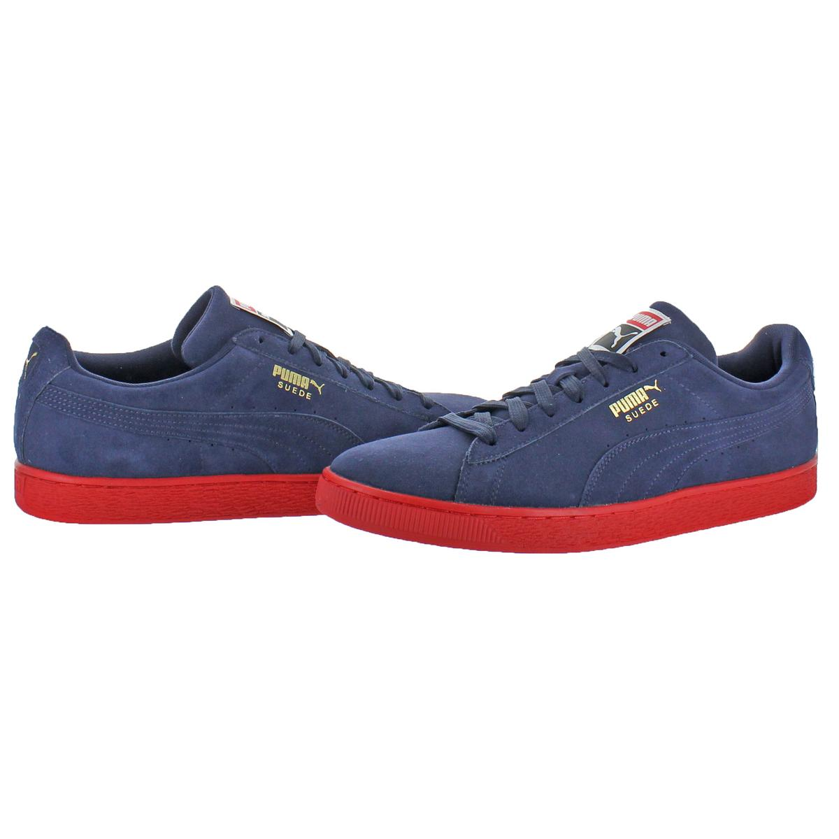 Puma-Suede-Classic-Men-039-s-Fashion-Sneakers-Shoes thumbnail 30