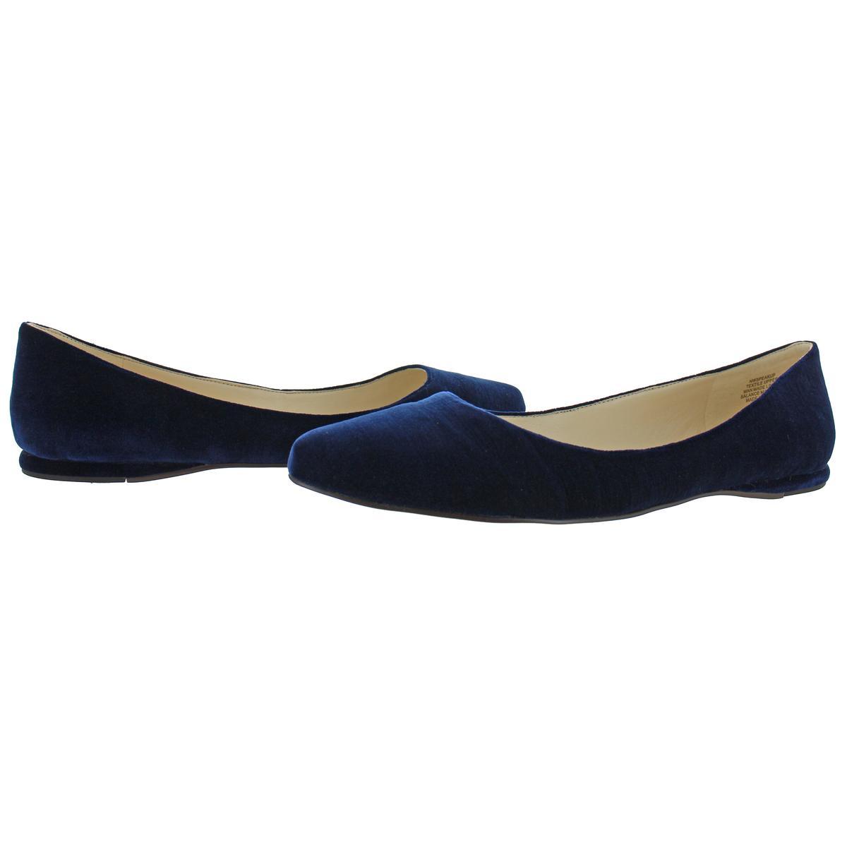 Nine-West-Womens-Speak-Up-Ballet-Flats-Shoes-BHFO-4833 thumbnail 5
