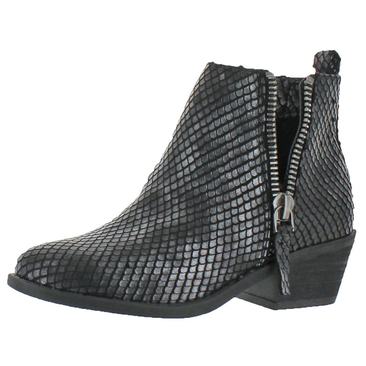 Frye Womens Danica Suede Ankle Open Toe Chelsea Boots Shoes BHFO 7556