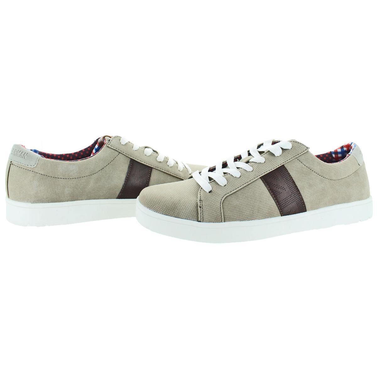 Ben-Sherman-Ashton-Men-039-s-Fashion-Court-Sneakers-Shoes thumbnail 8