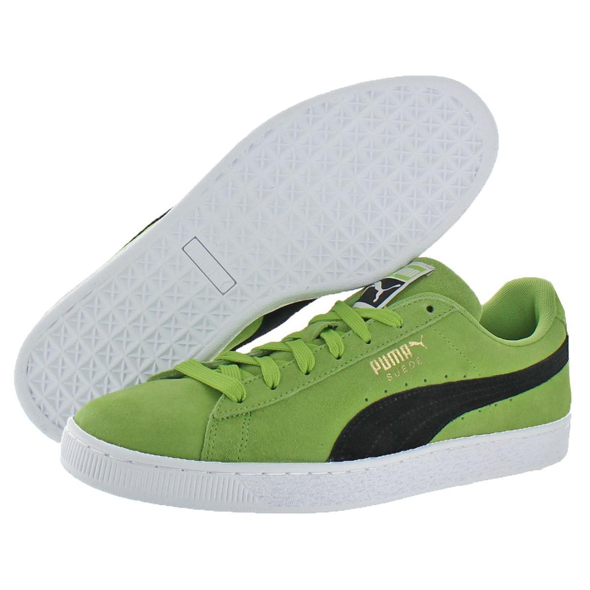 Puma-Suede-Classic-Men-039-s-Fashion-Sneakers-Shoes thumbnail 4