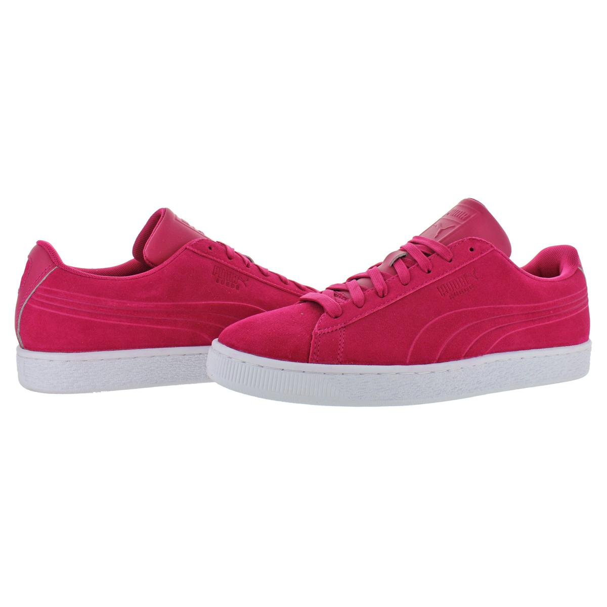 Puma-Suede-Classic-Men-039-s-Fashion-Sneakers-Shoes thumbnail 55